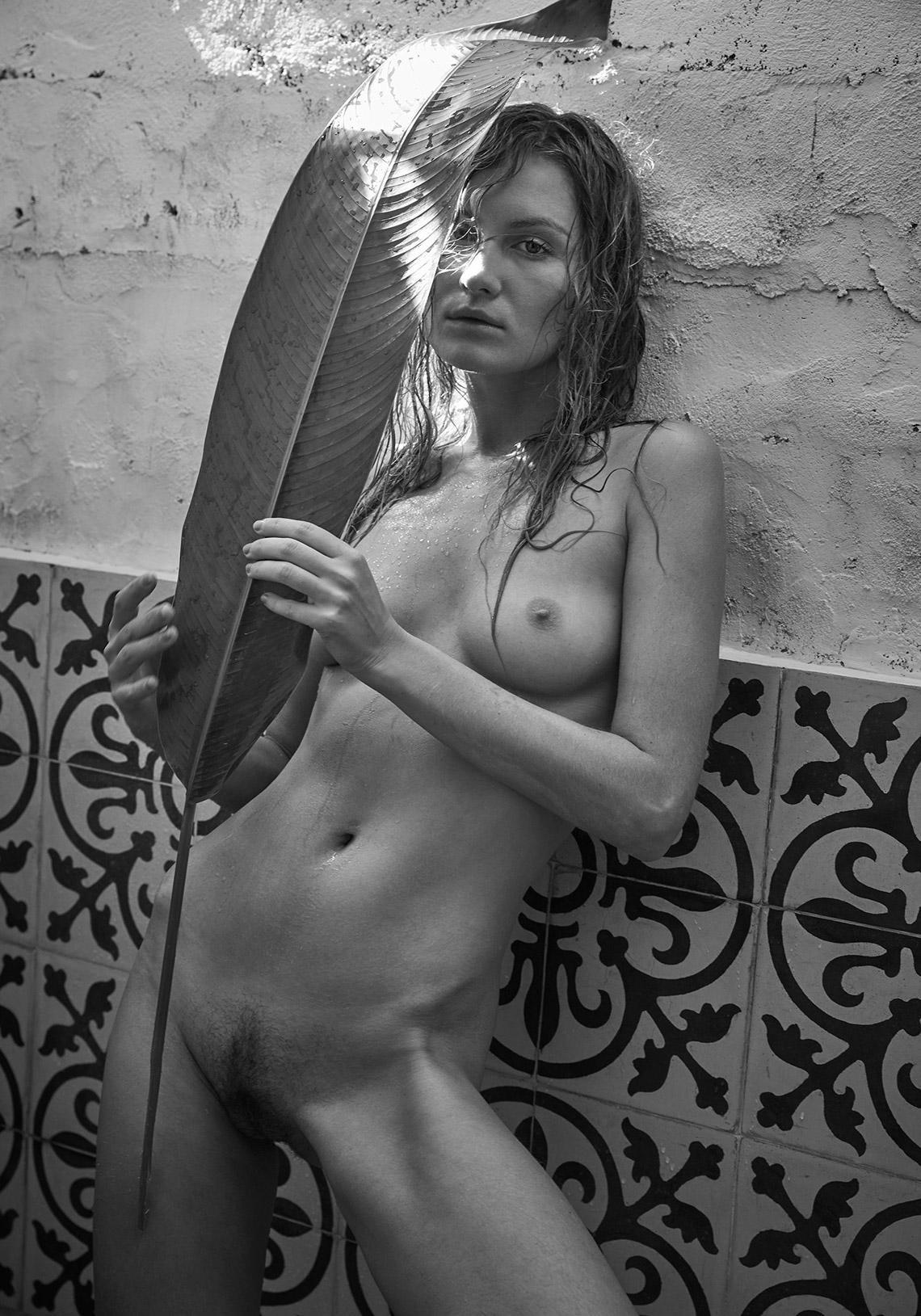 Kate Dyakonova - Gerhard Merzeder photoshoot