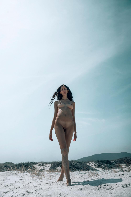 Lina Lorenza - Adrian Shields photoshoot