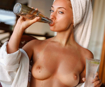Anna Ioannova - Teddy Marks photoshoot