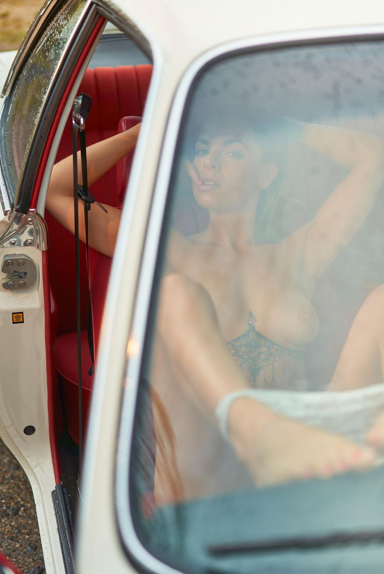 Anna-Lena - Simon Bolz (Playboy) photoshoot
