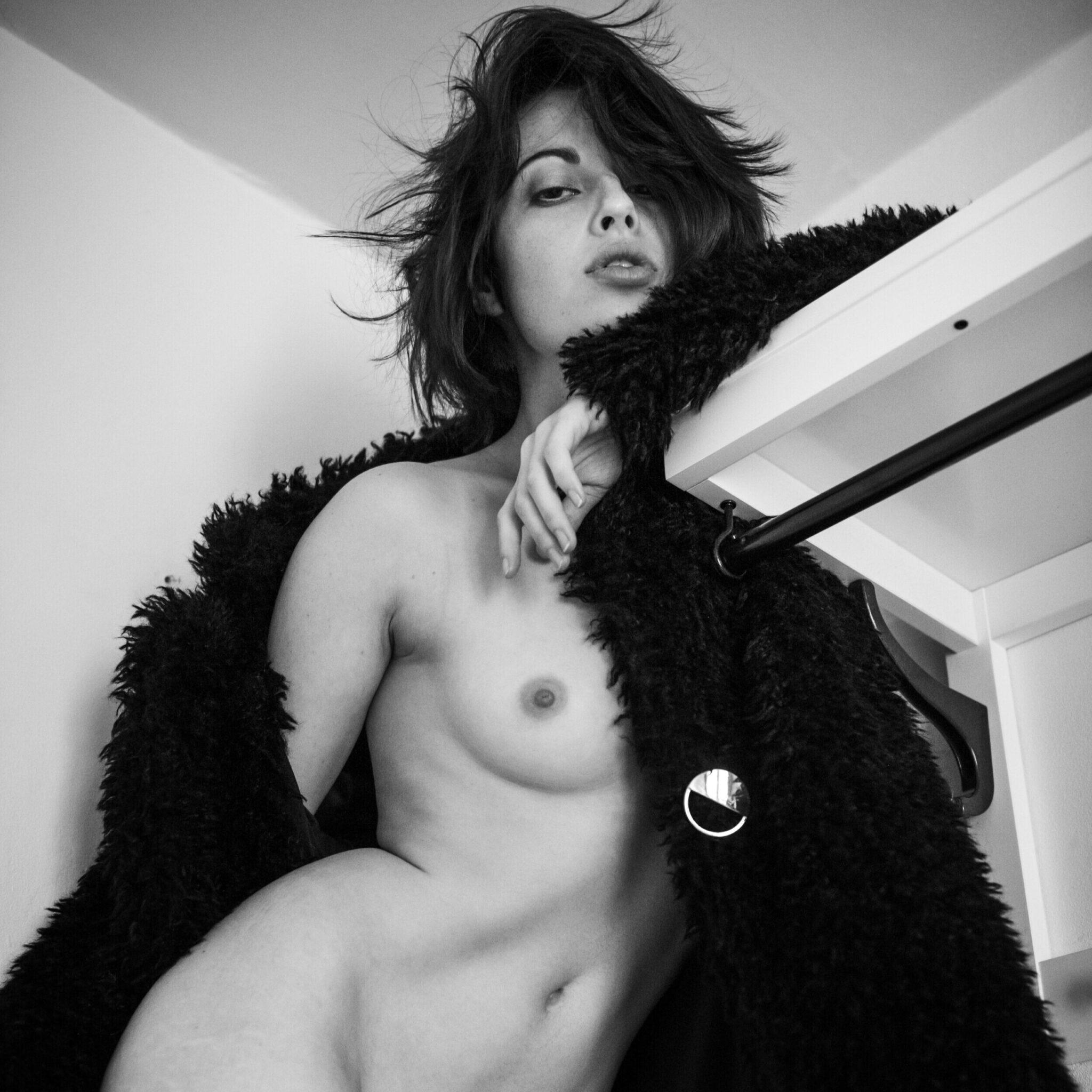Juliette Alenvers - Jude P photoshoot