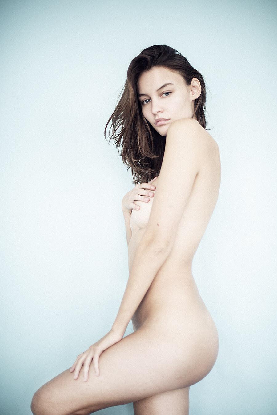 Lena Simonne - Francois Berthier photoshoot