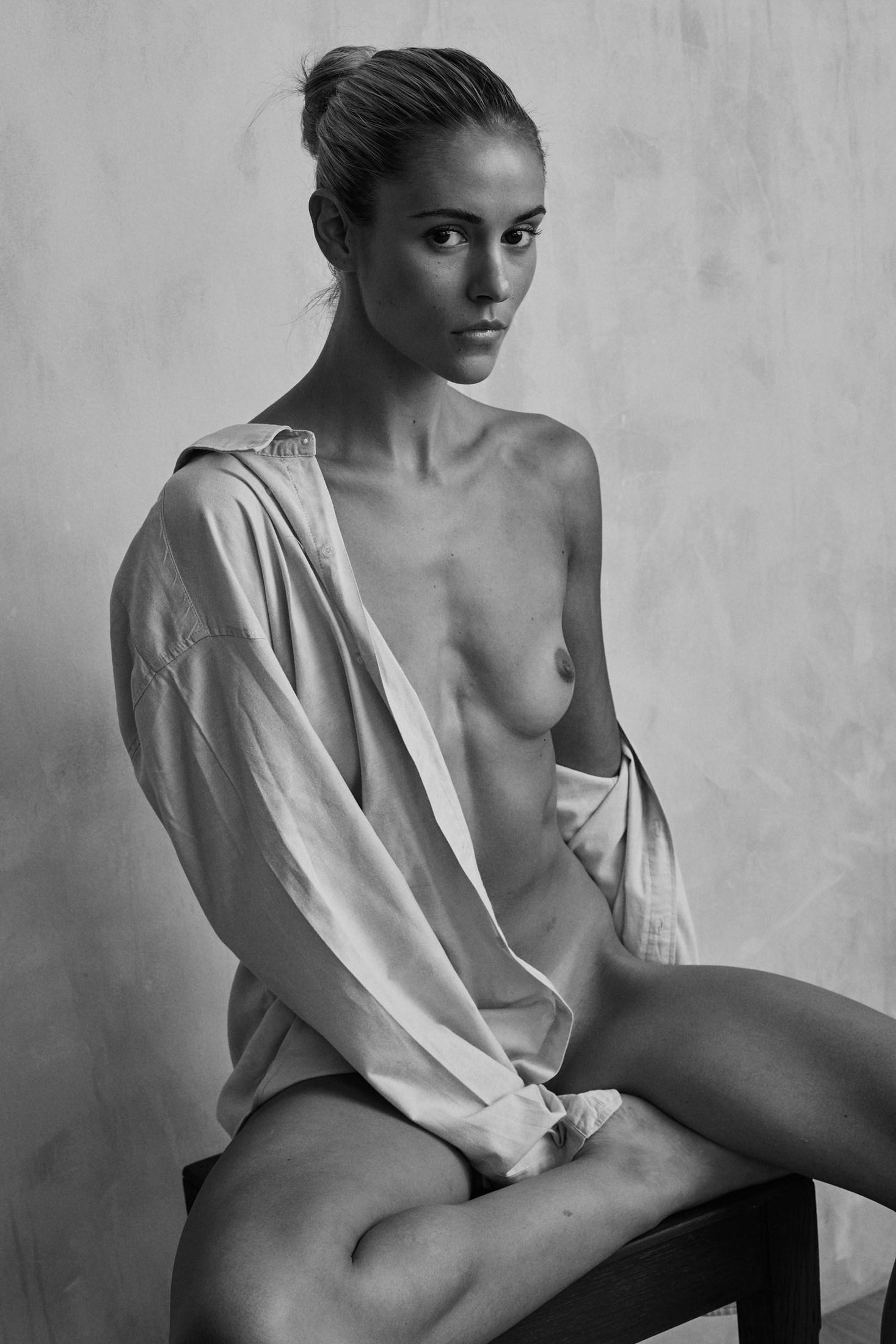 Meg Makin - Brian Rolfe photoshoot