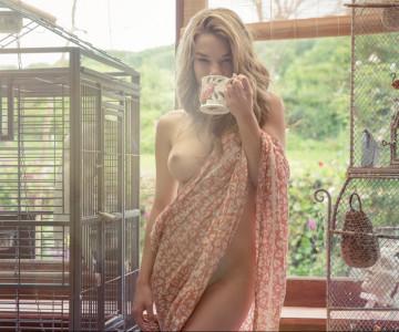 Nici Dee - Patrice Bauquier photoshoot