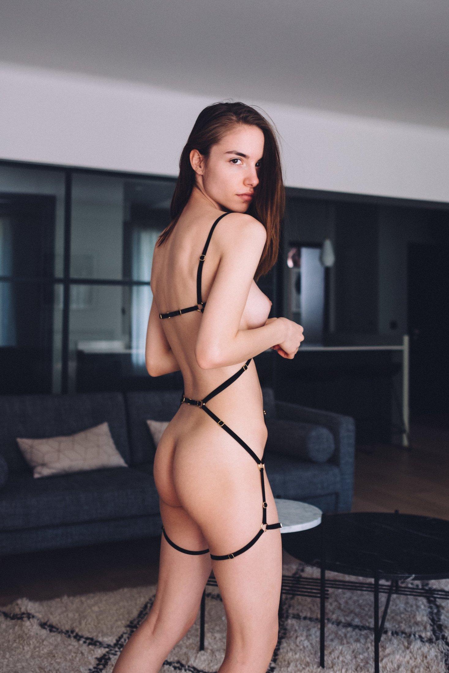 Rebecca Bagnol - Gregory Fountoussov photoshoot