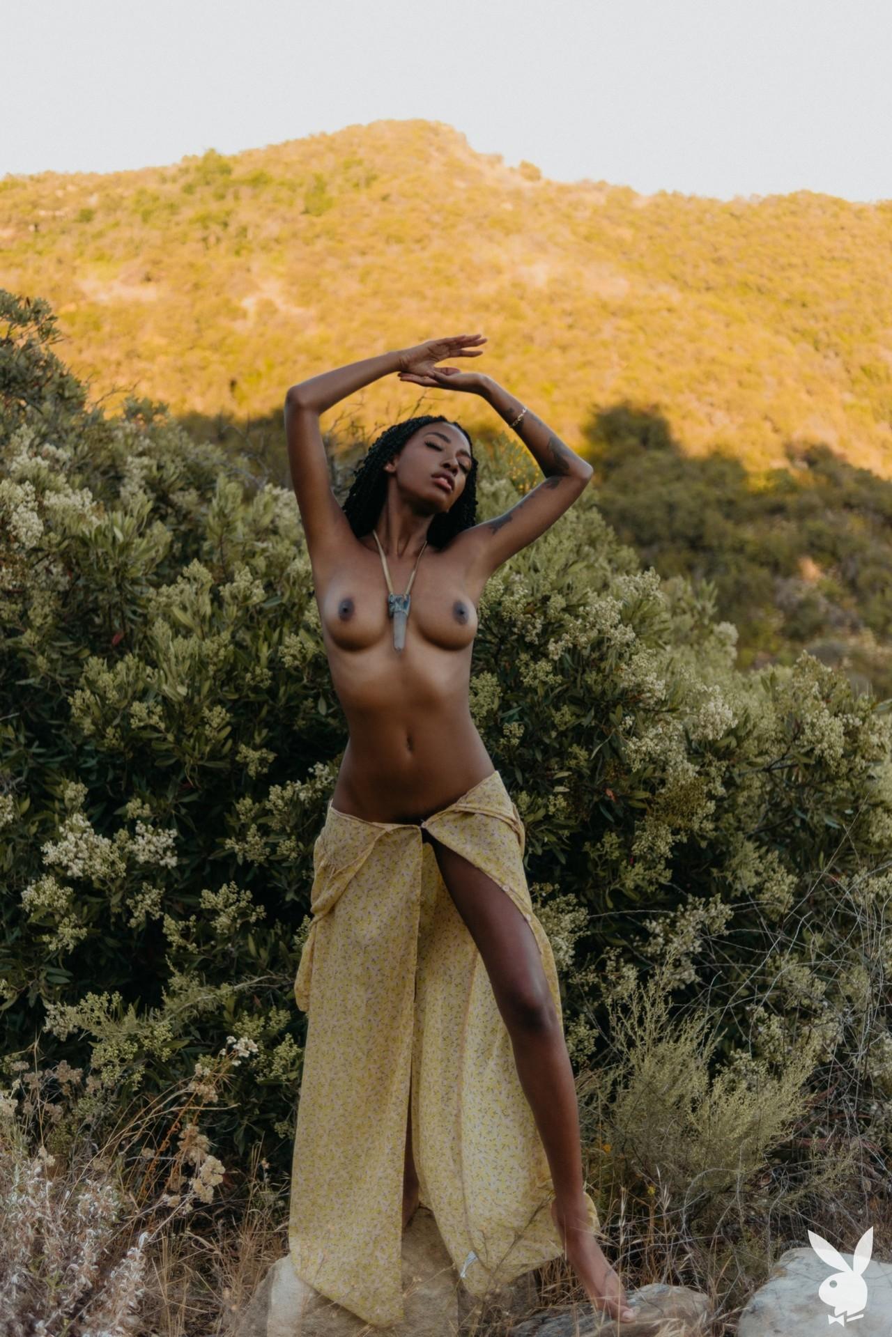 Sarissle - Playboy photoshoot