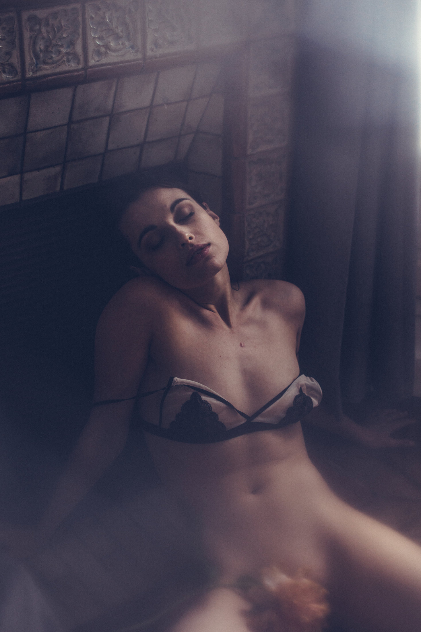 Juliette Alenvers - Celine Andrea photoshoot