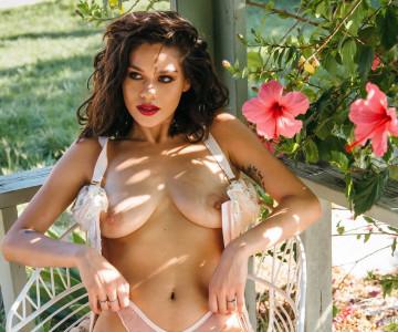 Natalie Del Real - Playboy photoshoot