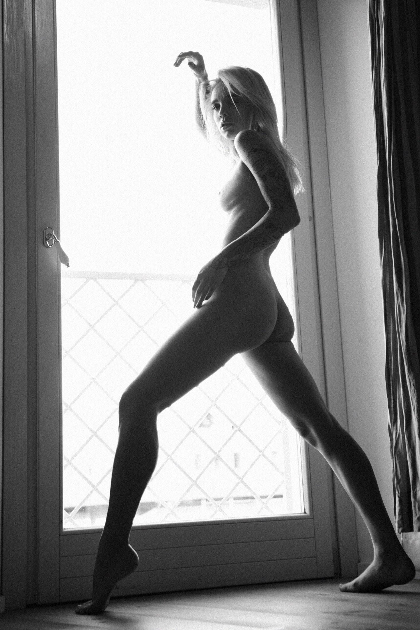 Pixie - Roberto Roto photoshoot