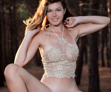 Stefania - Nature Lover (Marsel photoshoot)