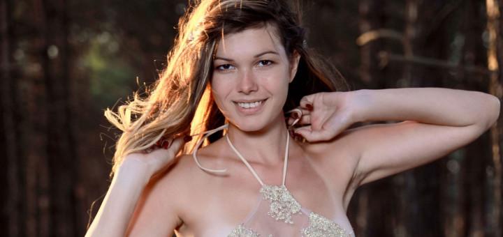 Stefania - Nature Lover (Marsel photoshoot)