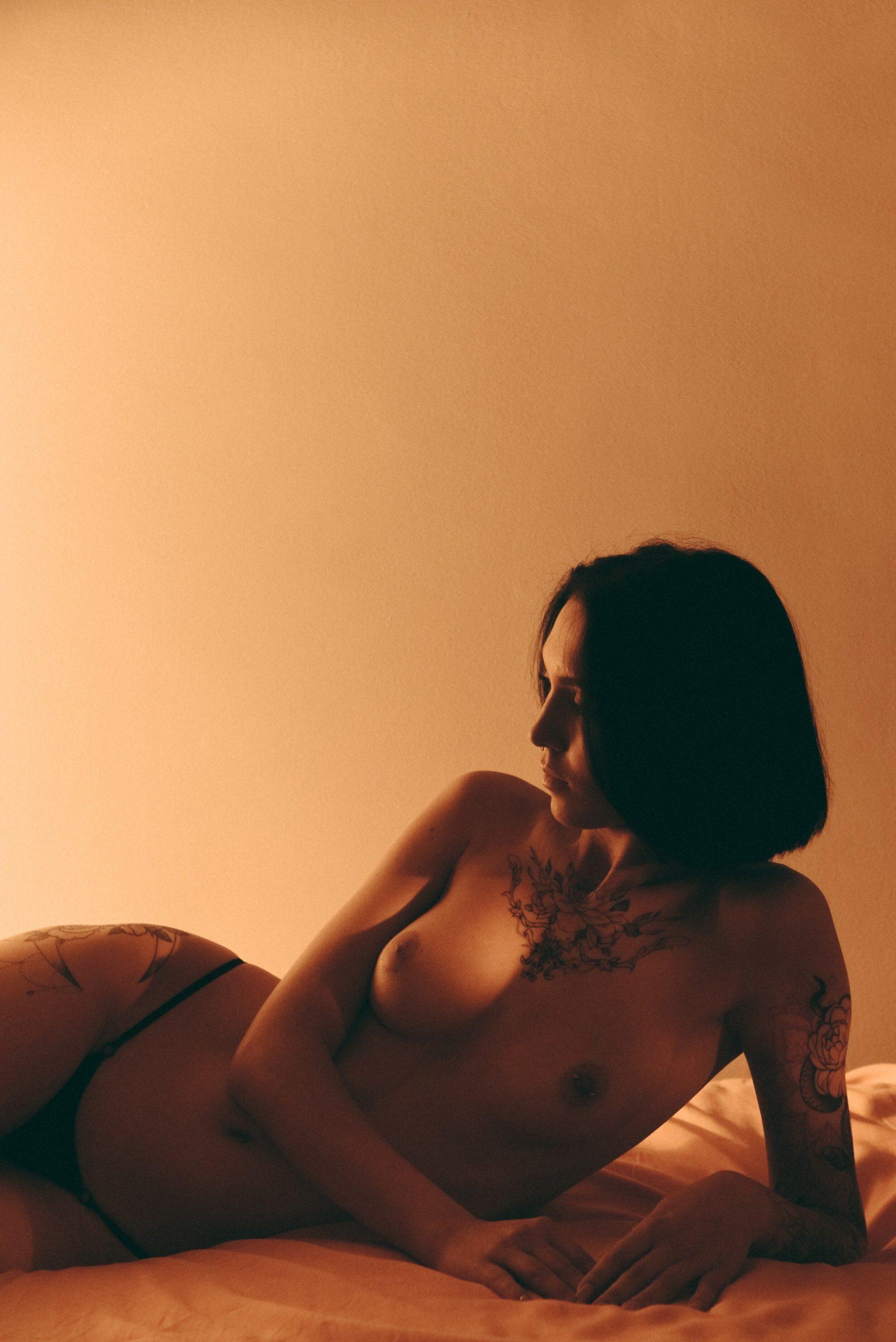Nata - Nazar Elcansky photoshoot