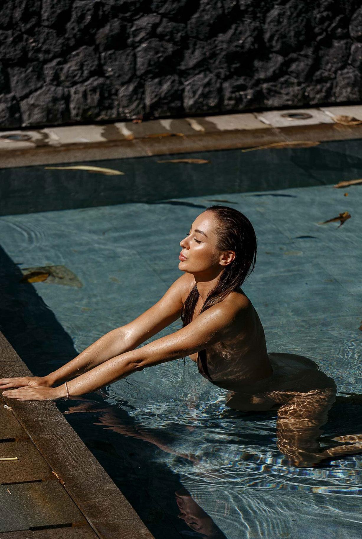Olga Mamatova - Teddy Marks photoshoot