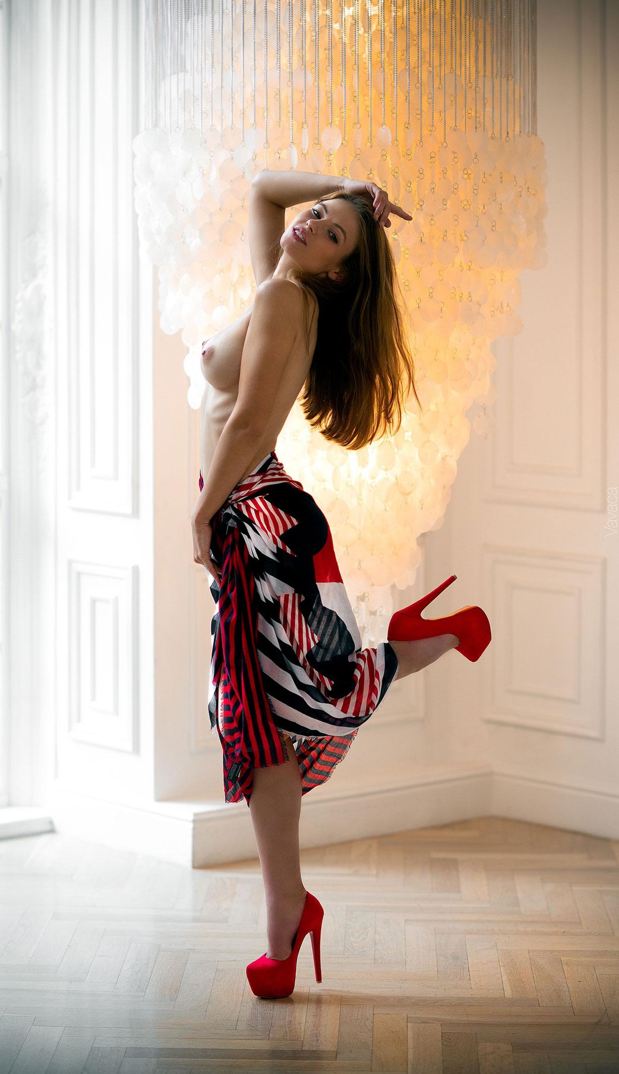 Viktoria Aliko - Vladimir Nikolaev photoshoot