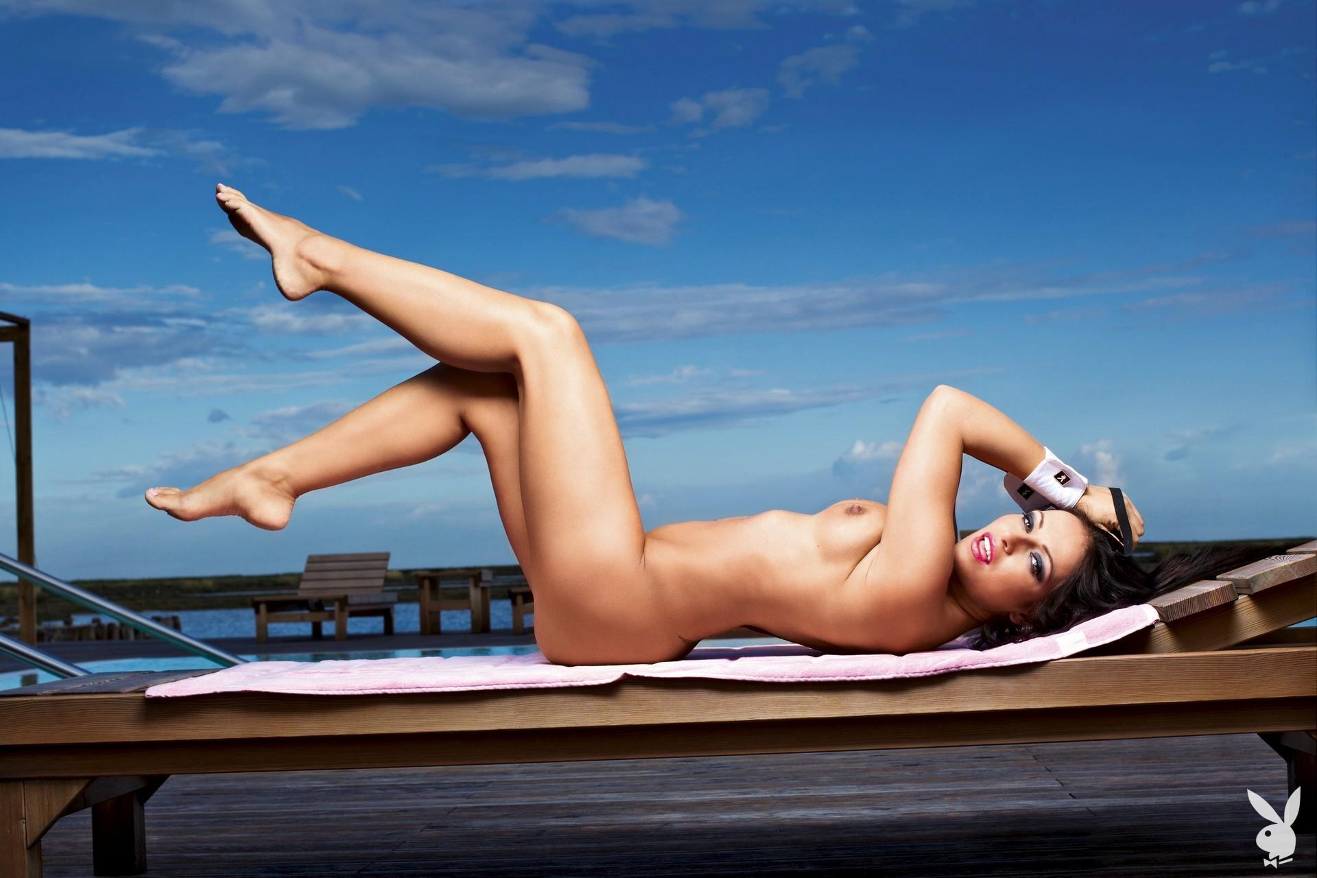 Ana Milinkovic - Playboy photoshoot