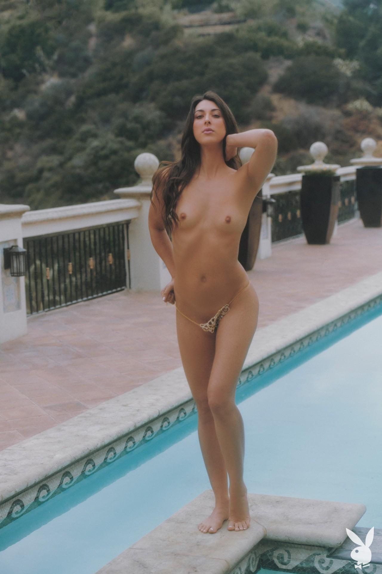 Brett Barletta - Playboy photoshoot