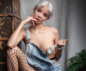 Ekaterina Shiryaeva - Zloy photoshoot