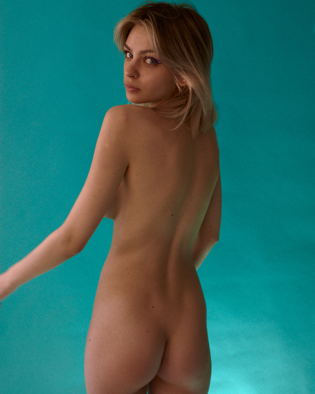 Jagoda Letowska - Alec Buca photoshoot