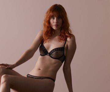 Julia Johansen - Dimitri Coste photoshoot