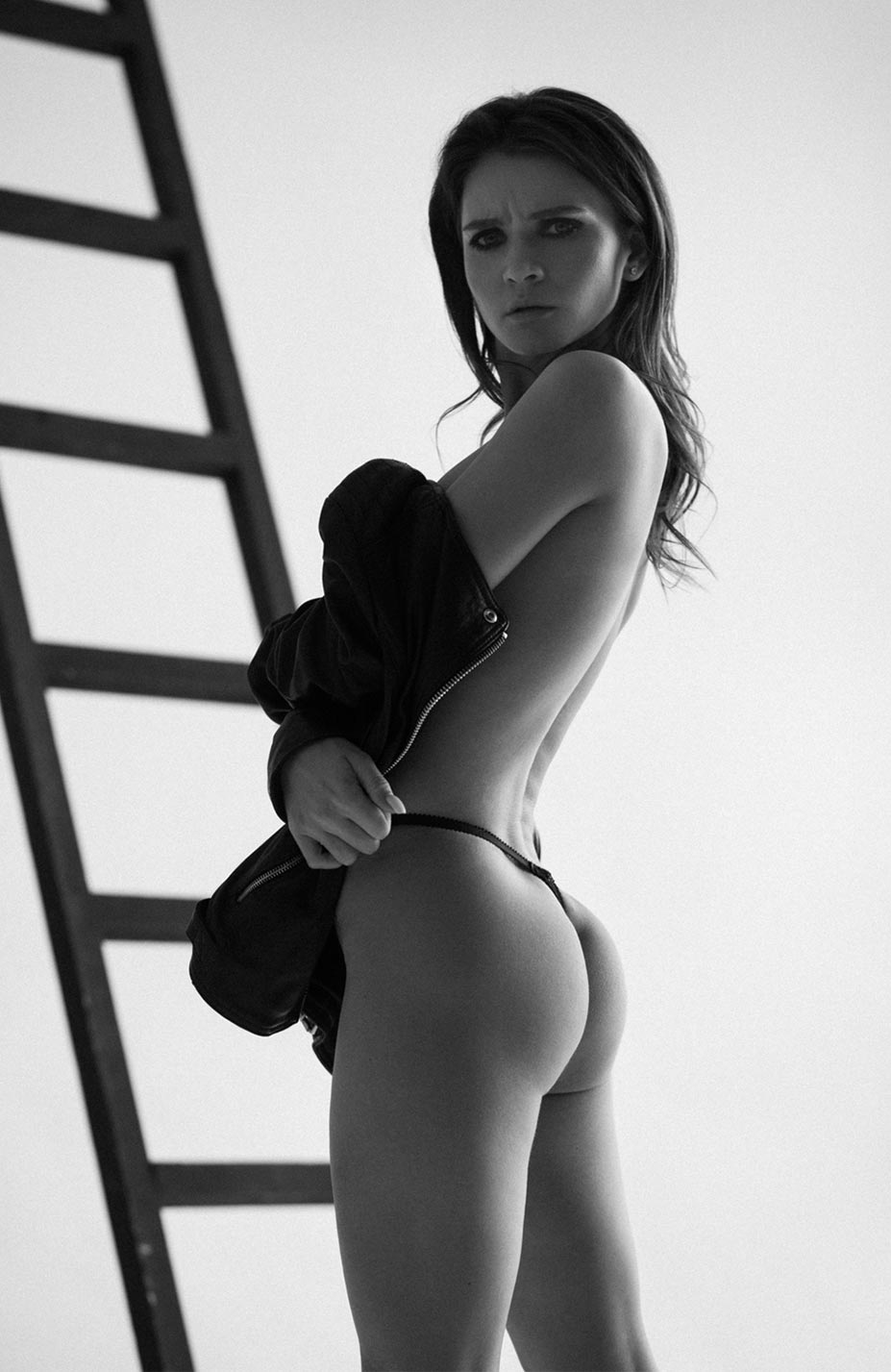 Kristina Makarova - Sacha Leyendecker photoshoot