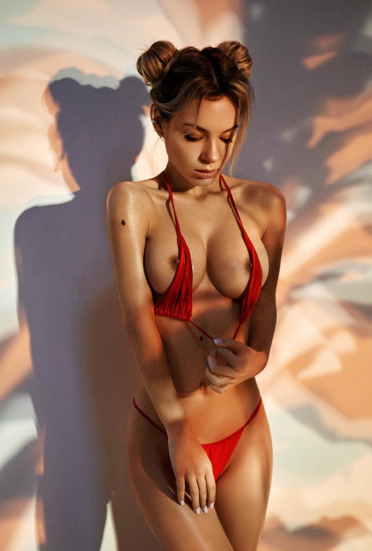 Nadia Rusu - Anton Sofiychenko photoshoot