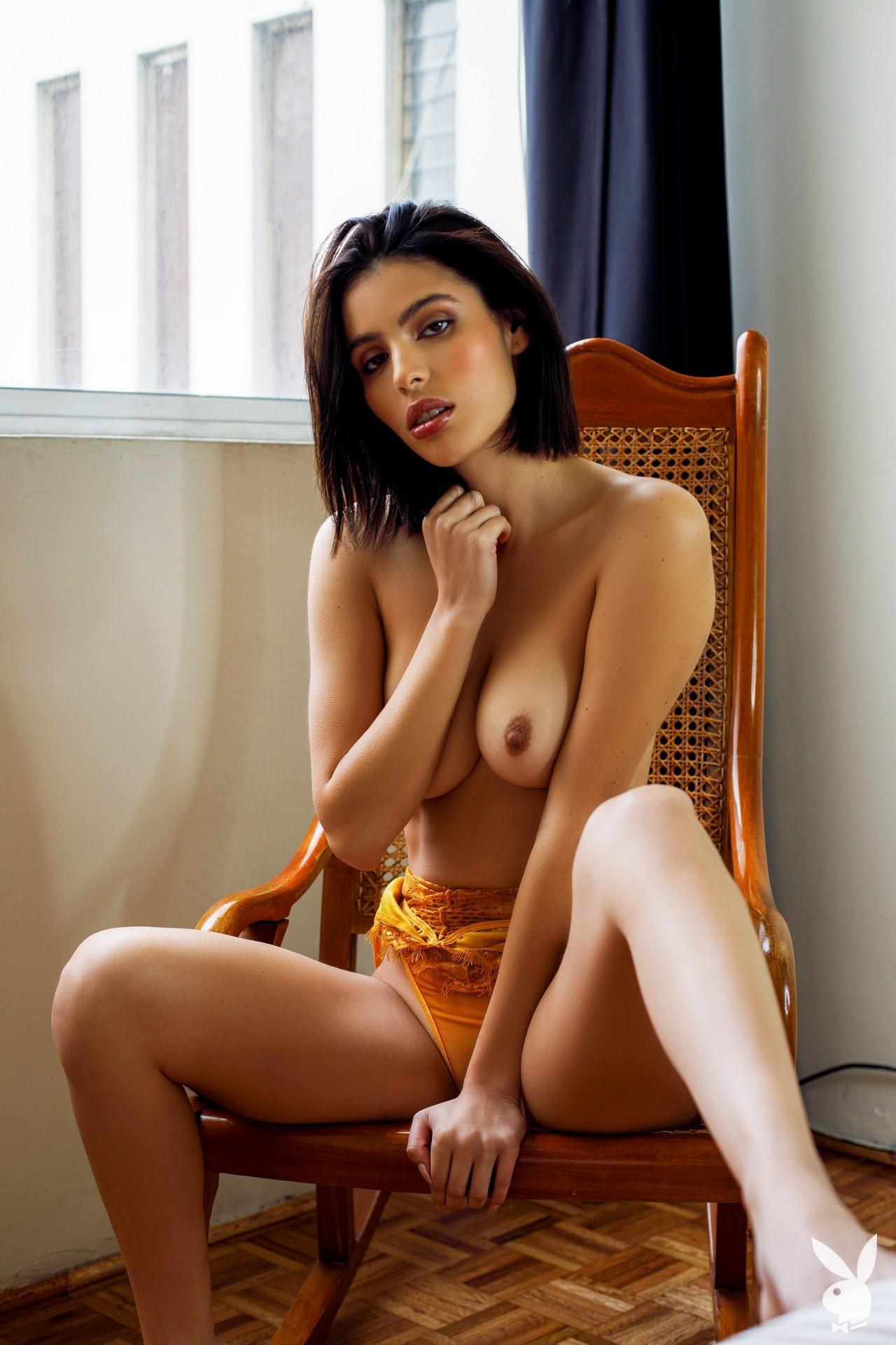 Fernanda Pacheco - Playboy photoshoot