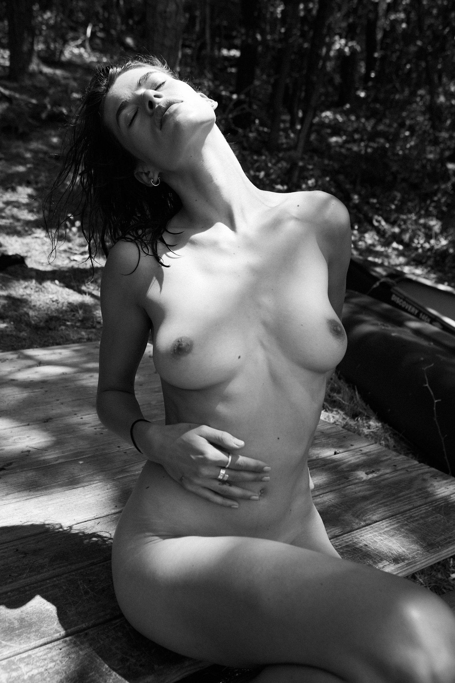 Keltie Straith - Milly Holmes photoshoot