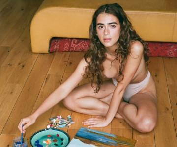 Margherita Barbieri - Matthew Wong photoshoot