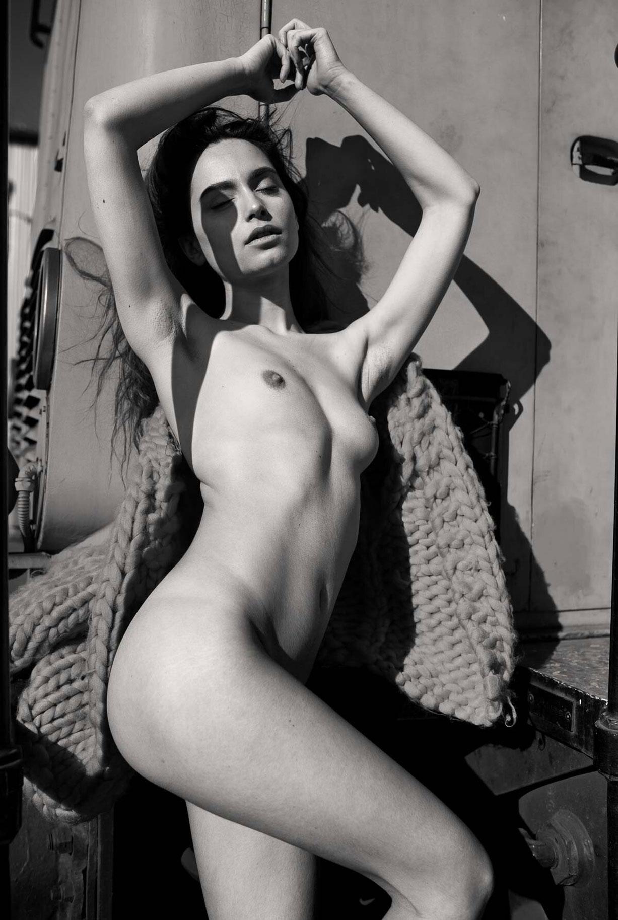 Marie Bauvoi - Martial Lenoir photoshoot