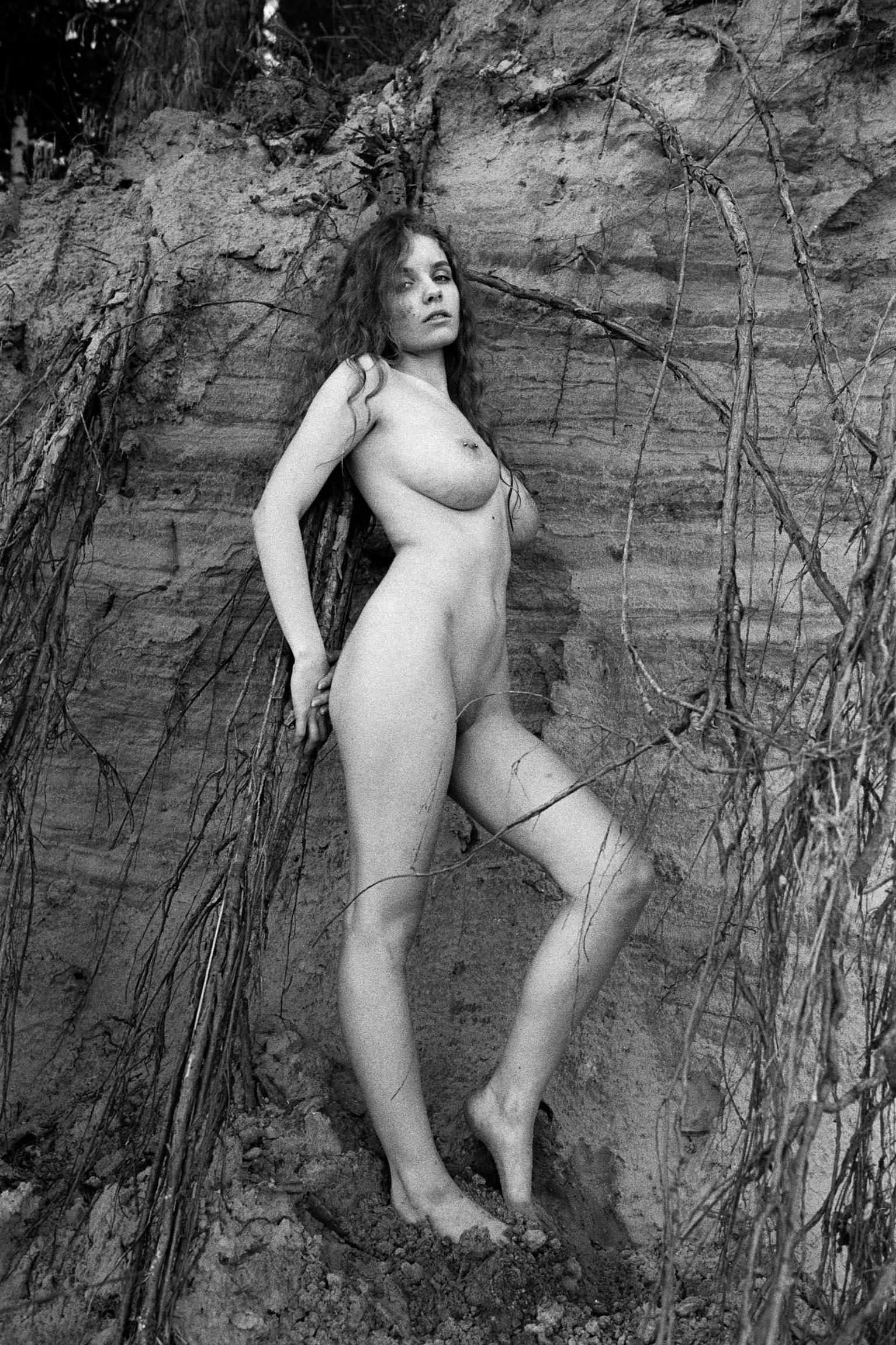 Milena Milyaeva - Federico Ravasio photoshoot