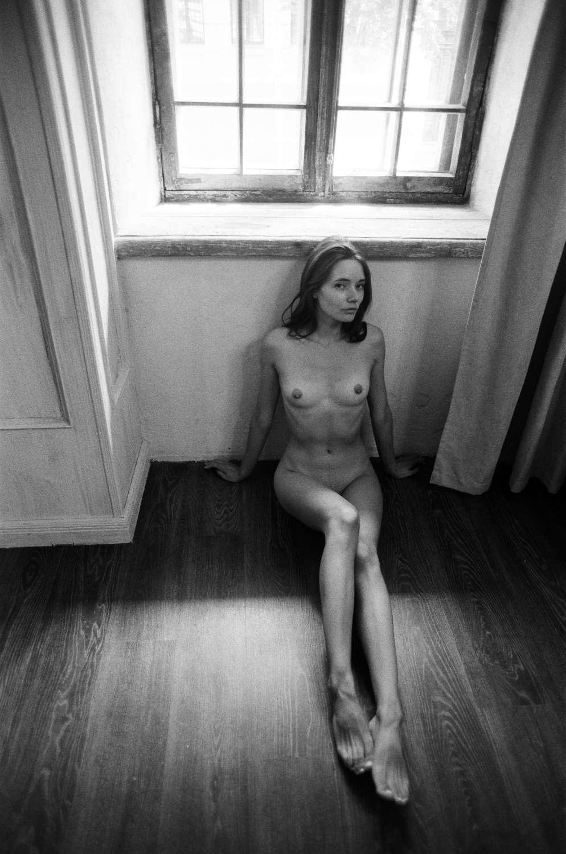 Nastya Tuvakina - Victor Black photoshoot