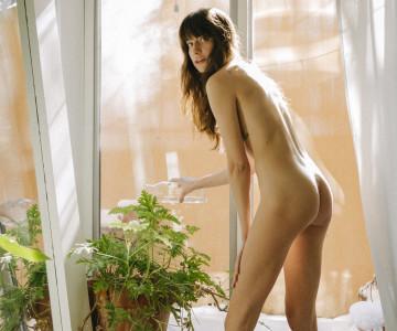 Nina Hagg - Sam Livm photoshoot