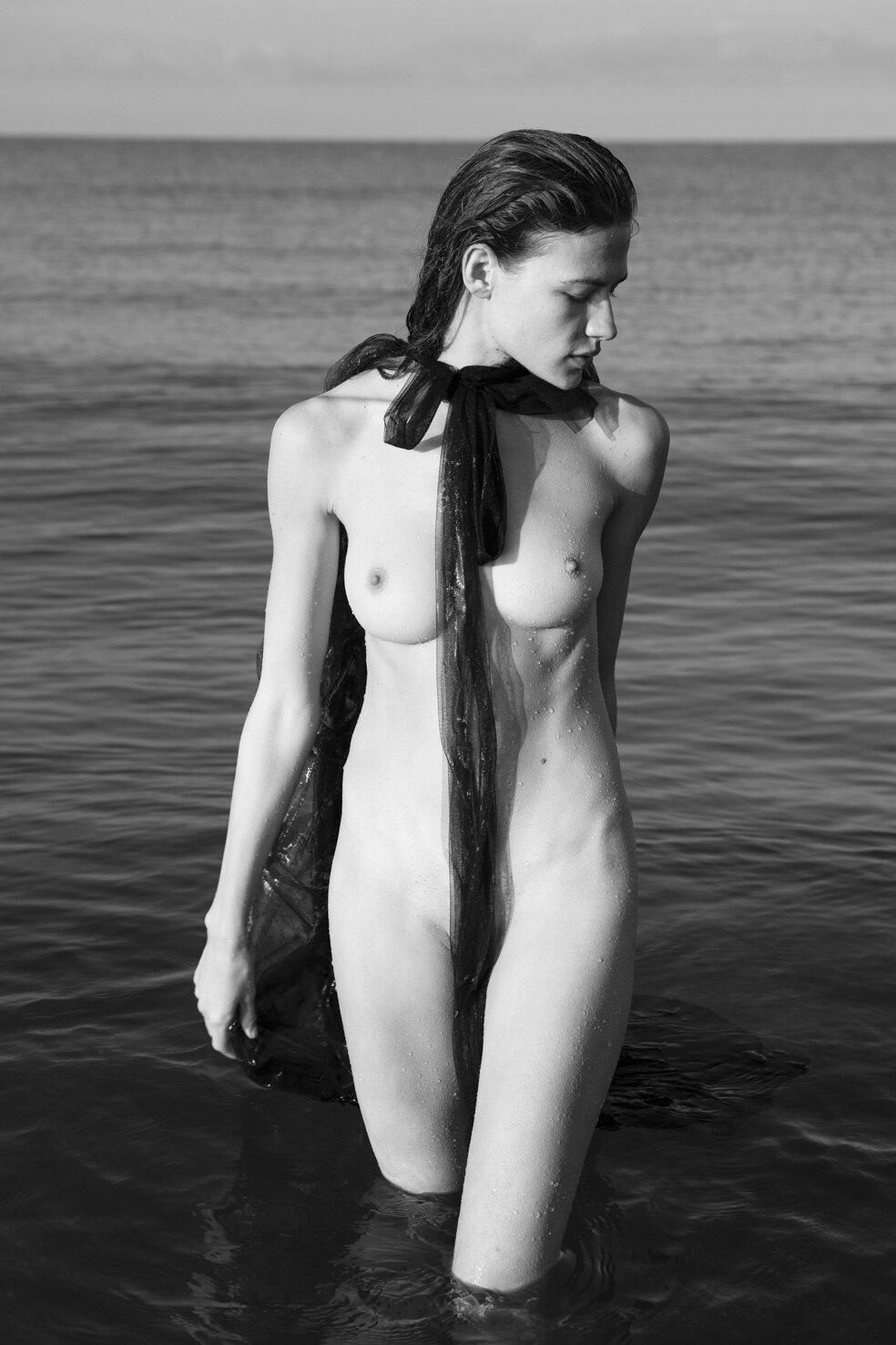 Polina Grosheva - Pino Leone photoshoot