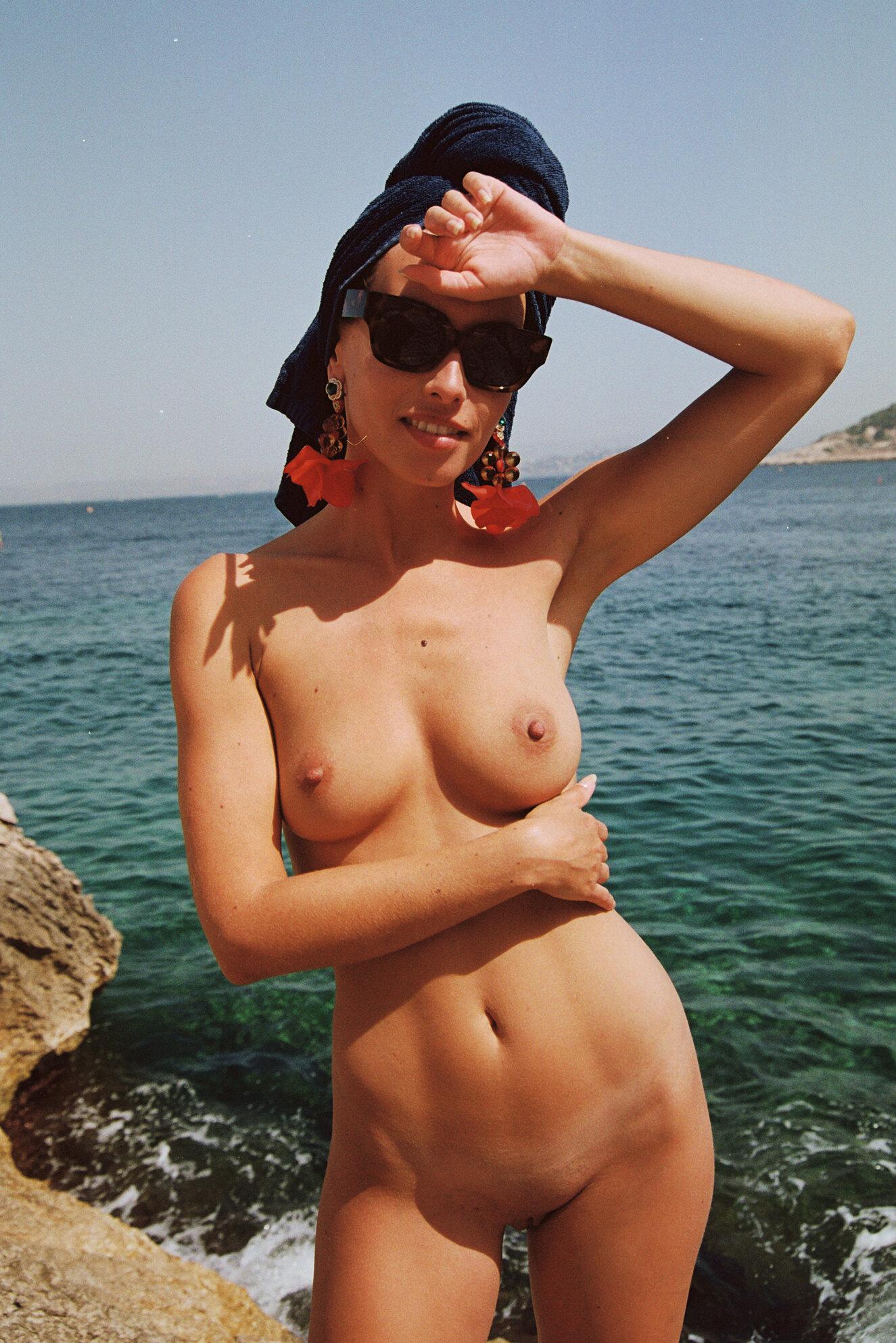 Diane Cano - Margot Berard & Robin Elkoubi photoshoot