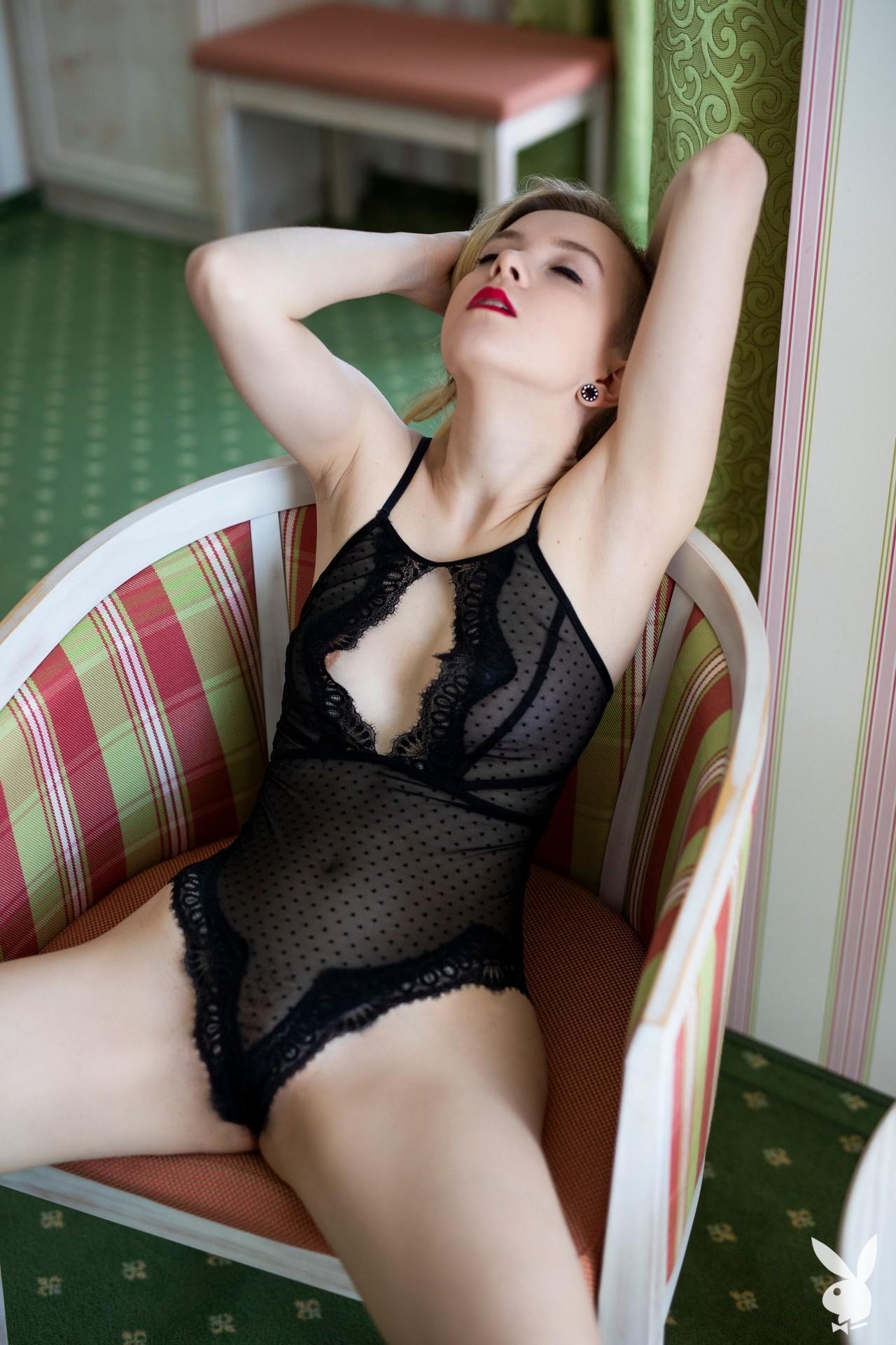 Emmi - Playboy photoshoot