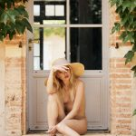 Margot Gajewska – Matthieu Sonnet photoshoot