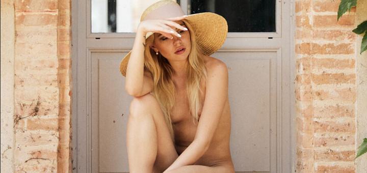 Margot Gajewska - Matthieu Sonnet photoshoot