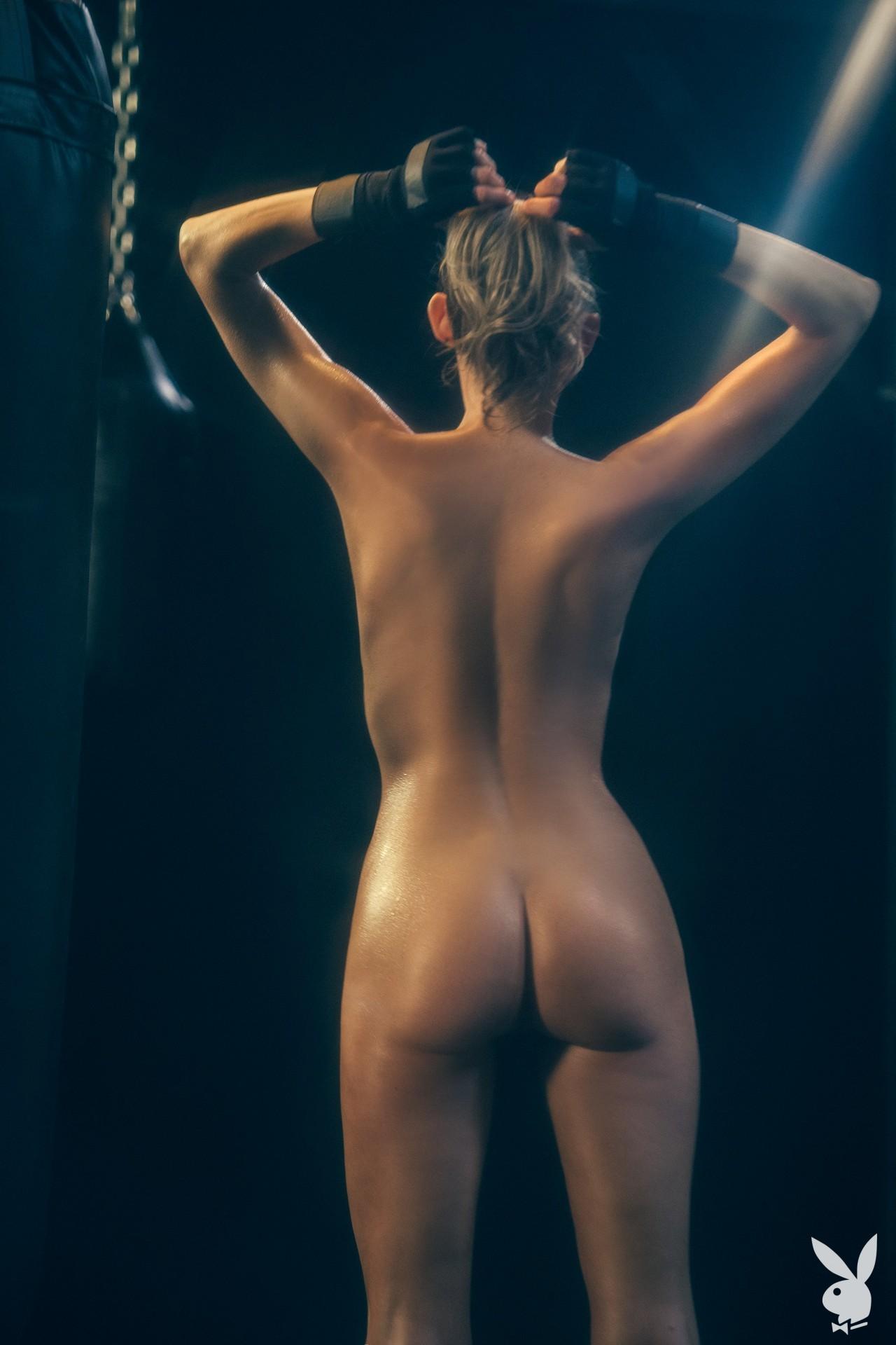 Natalie Mae - Playboy photoshoot