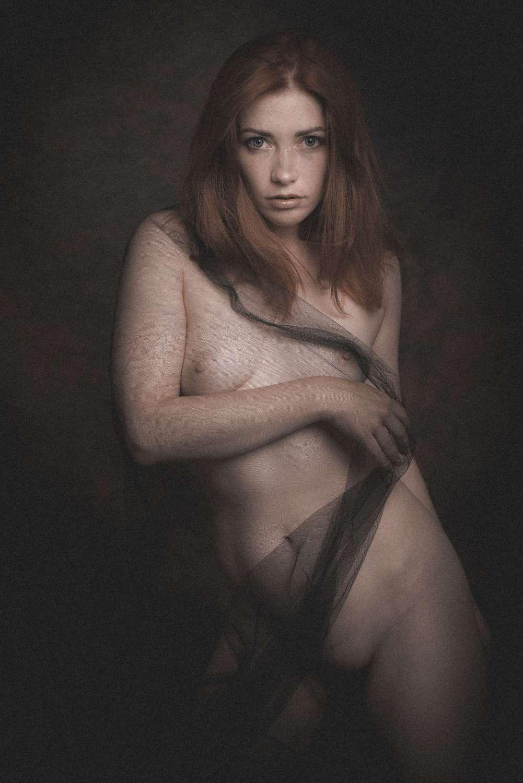 Anna Grabowska - Joerg Dumkow photoshoot
