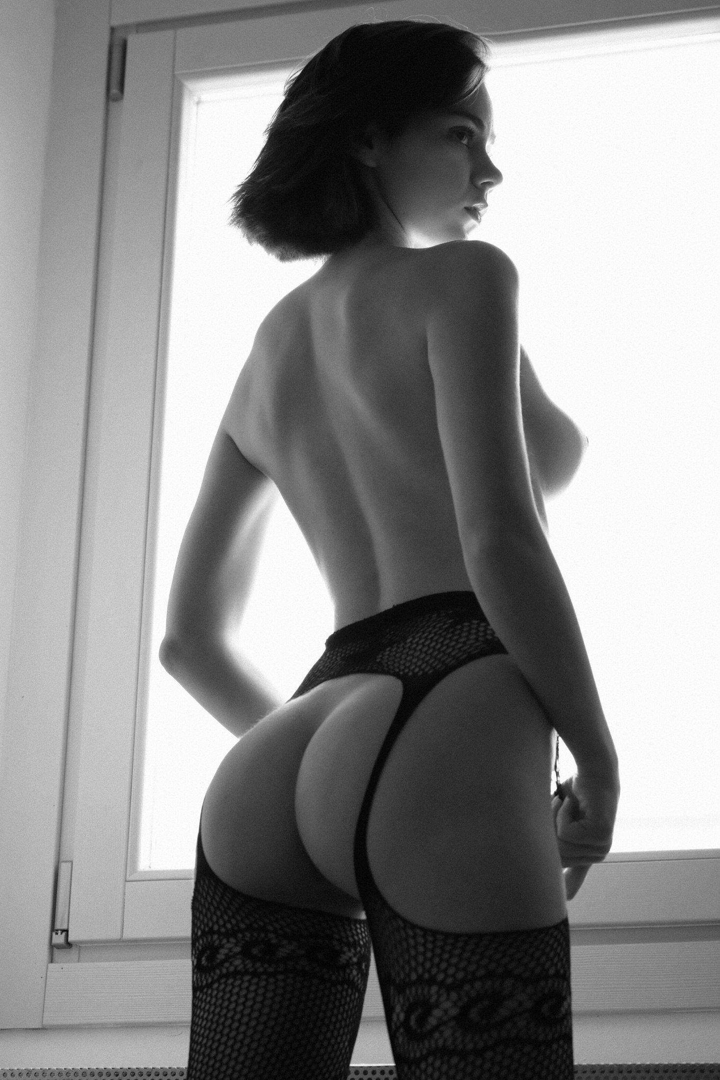 Elena Salvi - Robert Roto photoshoot