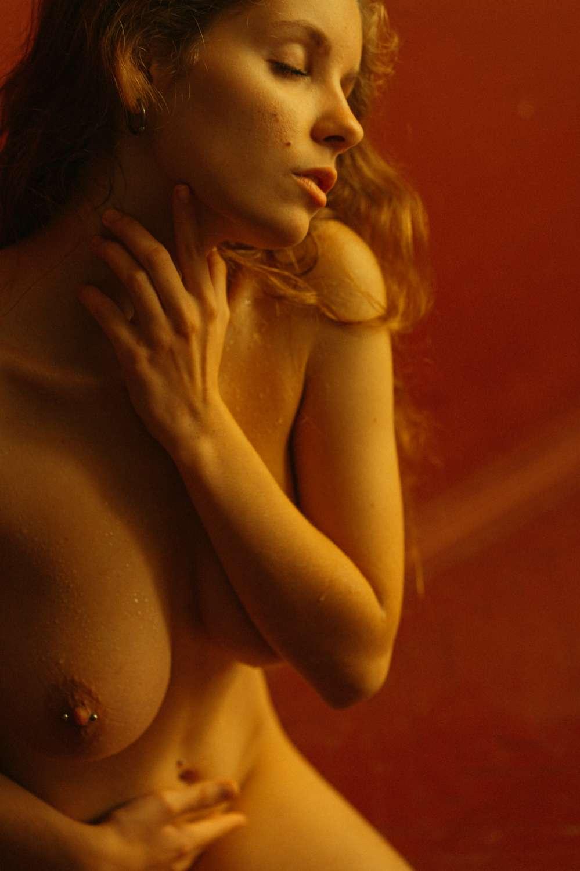 Milena Milyaeva - Maks Fedorovych photoshoot